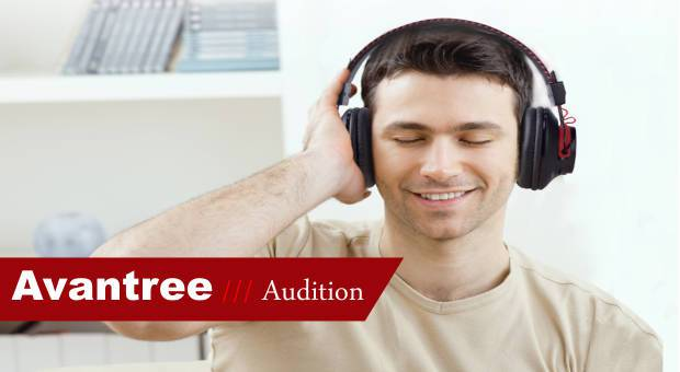 that the avantree bluetooth over ear headphones with deep bass audition months