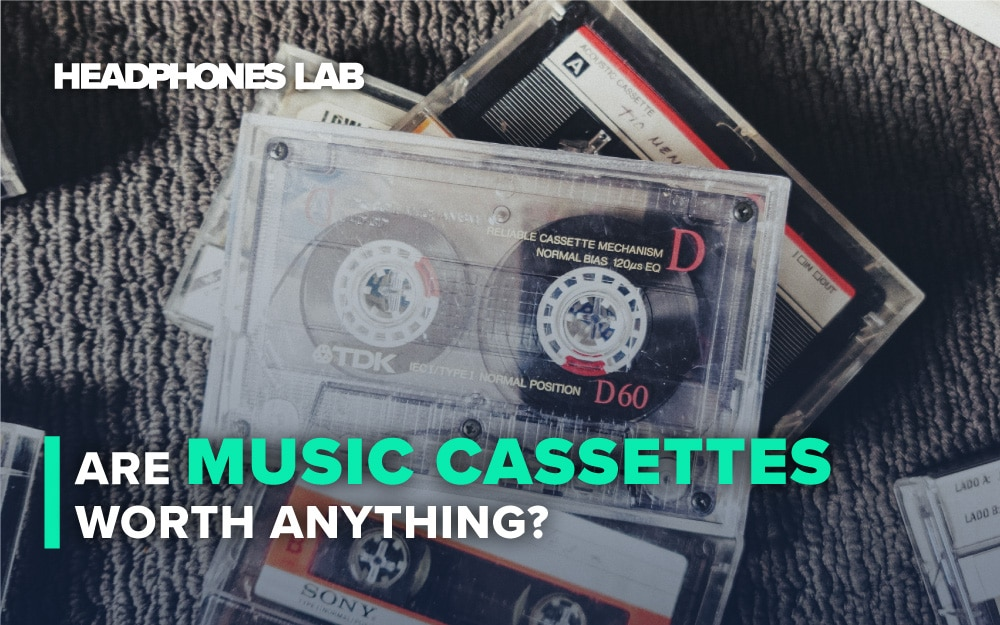 Are-music-cassettes-worth-anything